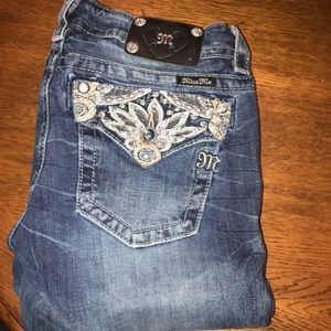Miss Me Jeans size 30 ankle skinny